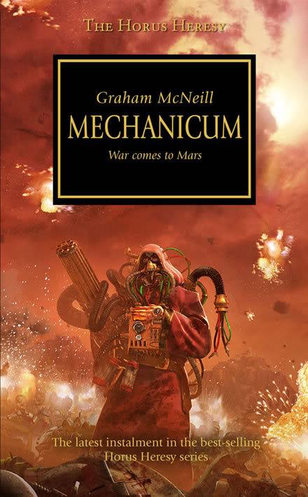 Horus Heresy Book Cover Art : Mechanicum the horus heresy book by graham mcneill