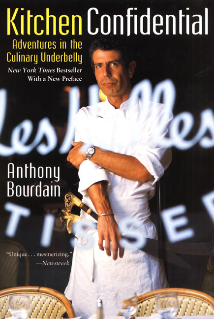 Kitchen Confidential Review Tv
