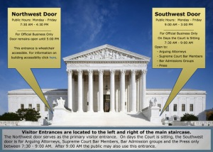 SCOTUS steps