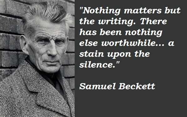 Samuel Beckett Quotes Magnificent Countdown To CONvergence 48 Samuel Beckett Science Fiction