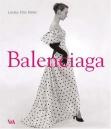 balenciaga book vintage gown