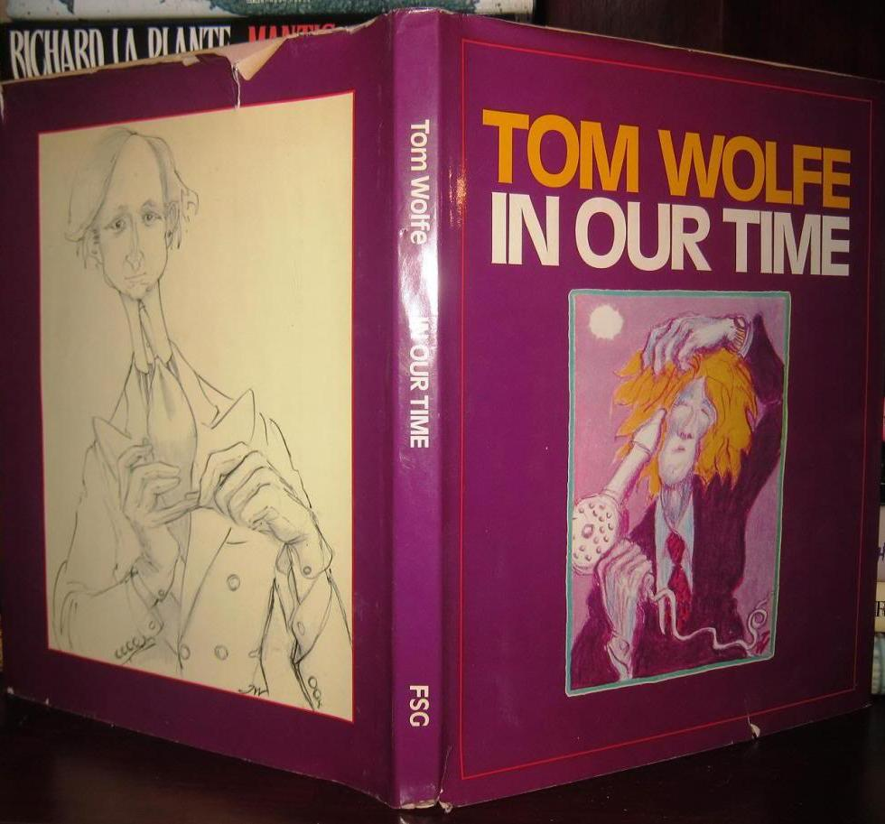 Commonplace Book: Tom Wolfe on Impeachment and Continuity