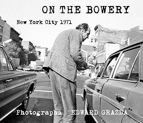 A preview of this week's book reviews, focusing on NYC photography.